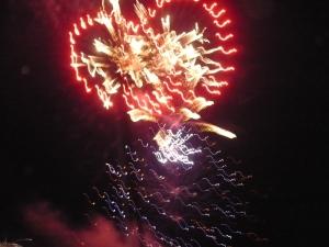 AGA fireworks